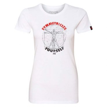Symmetricize Yourself Women's T-shirt