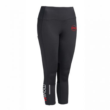 MU Pocket Capri Leggings