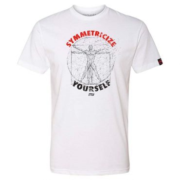 Symmetricize Yourself Men's T-shirt