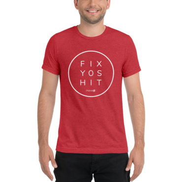 FIX YOS HIT - Short sleeve t-shirt