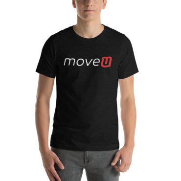 MoveU - Short-Sleeve Unisex T-Shirt