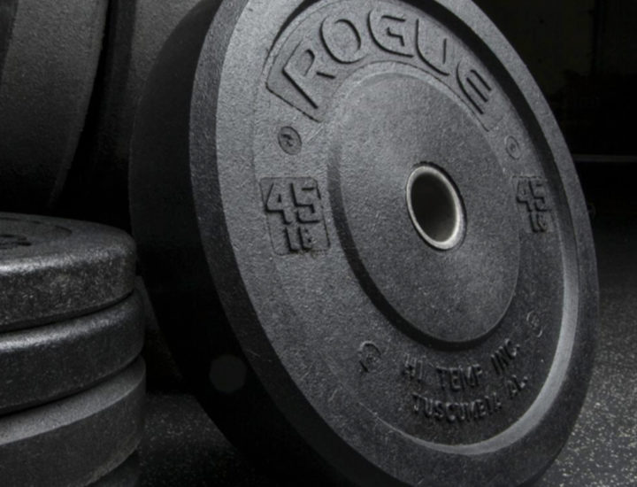 Rogue Barbell Plates