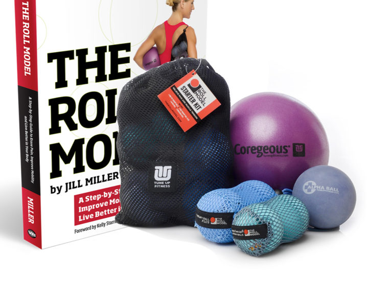 Roll Model Therapy Balls